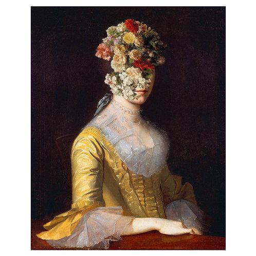 Canvas print portraits historiques (7) - 75 x 50 cm