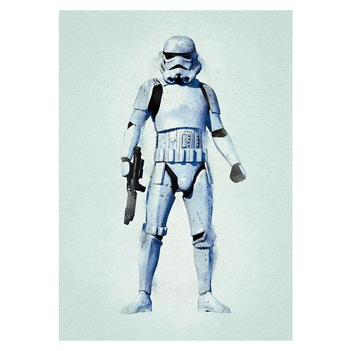 Canvas print Star Wars 15 - 60 x 40 cm