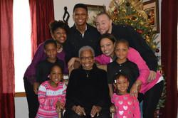 Grandmom Cary & the Grandchildren