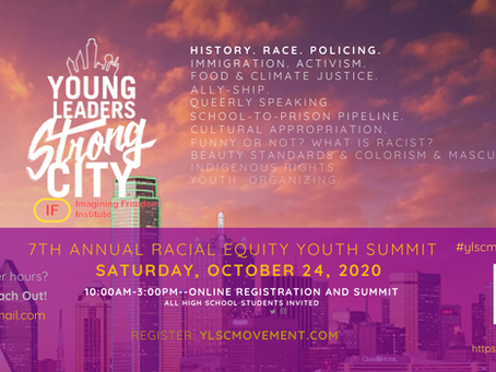 Young Leaders, Strong City Summit