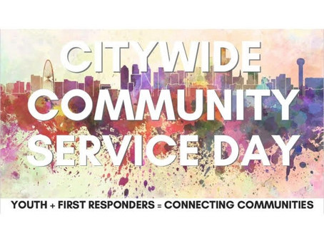 Citywide Community Service Day