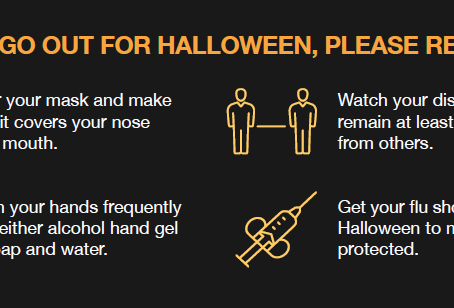 DALLAS COUNTY PUBLIC HEALTH COMMITTEE GUIDANCE FOR HALLOWEEN AND RELATED ACTIVITIES