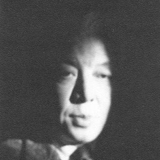Michio Ito - Portrait with Shadow
