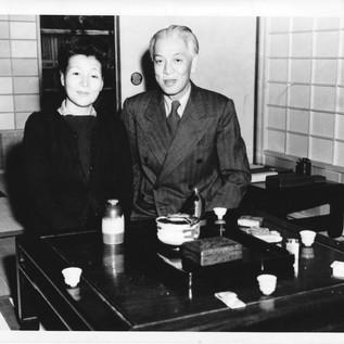 Michio and Tsuyako Ito