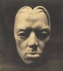 Michio Ito Bronze Mask by Isamu Noguchi 1926