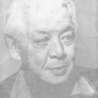 Michio Ito - Memorial Program Cover 1961
