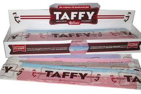 McGraw's Flat Taffy