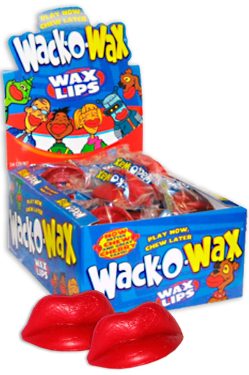 Wax Fun Gum Sugar Lips