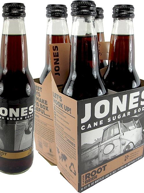 Jones, Root Beer soda