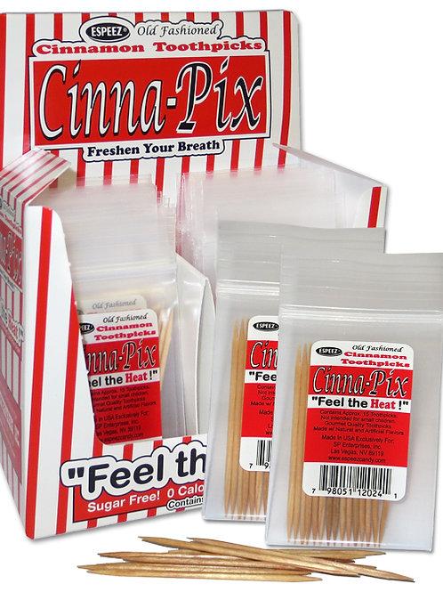 Cinna-Pix Cinnamon Toothpicks