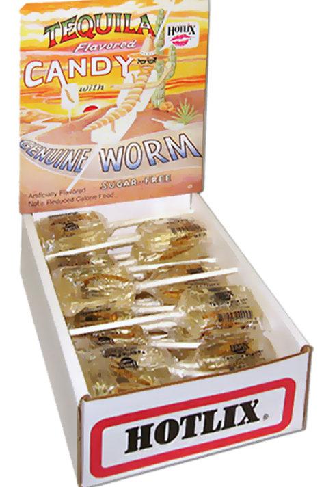 Worm Sucker