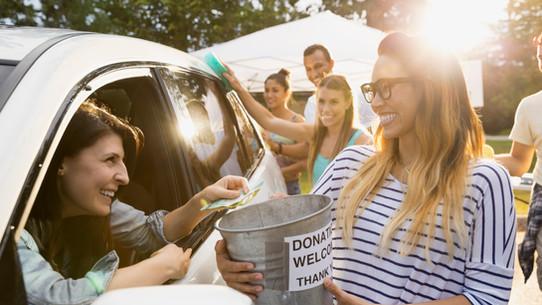 Meer dan geld: 10 manieren om een verschil te maken