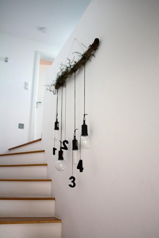 adventskranz f r puristen mit waldfundst ck ohne kerzen mimimia schoene sachen selber. Black Bedroom Furniture Sets. Home Design Ideas