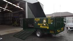 Titan Mower Trailer