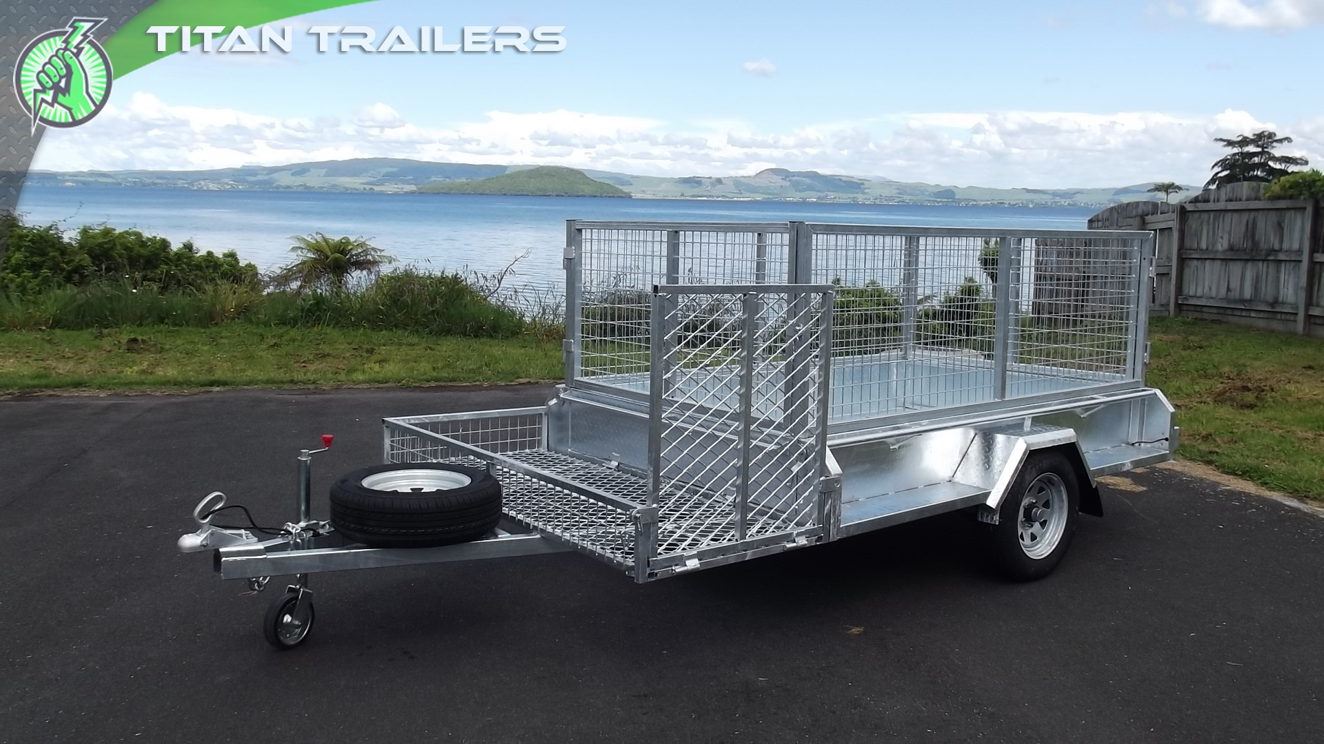 Titan Mower Trailers