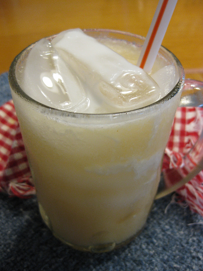 Lime-in-the-Coconut Cooler