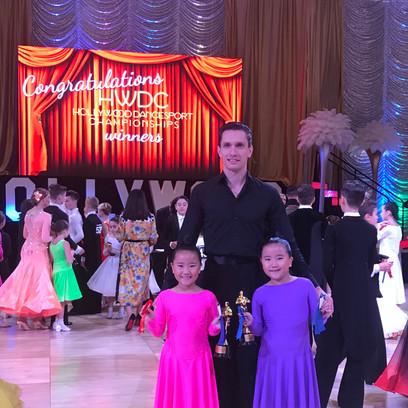Pro/Am Ballroom Dance Kids
