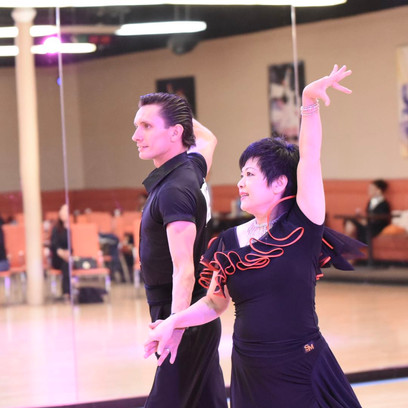 Pro/Am Ballroom Dance