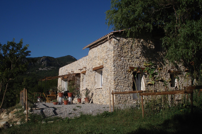La Provence terrasse sud.