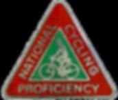 Cycling Proficiency badge