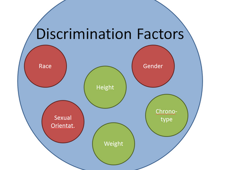 Sometimes Public Policy Increases Discrimination