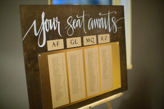 You May Be Seated A Diy Wedding Seating Chart Legally Crafty