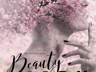 Cover reveal! Beauty Mark