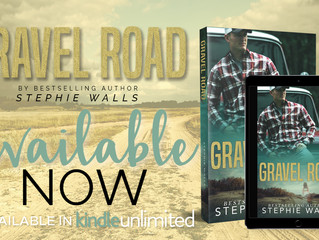 Gravel Road is LIVE