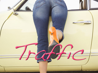 Traffic Cover Reveal