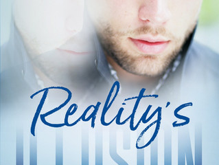 Reality's Illusion Cover Reveal