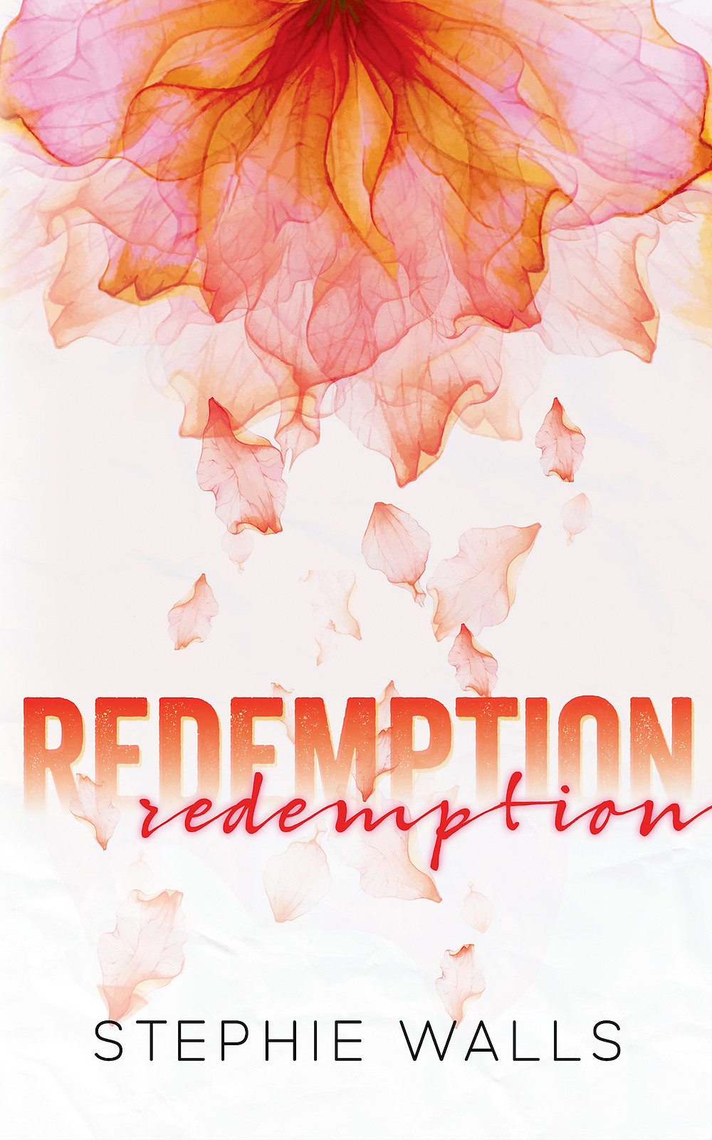 Redemption E-book Cover