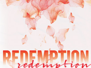 Redemption Cover Reveal