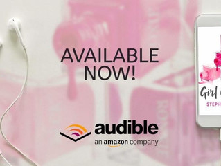 Girl Crush Is LIVE on audible!