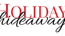 Holiday Hideaway Cover Reveal