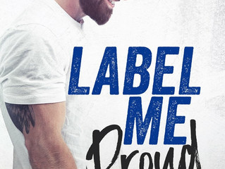 Label Me Proud Cover Reveal & ARC Giveaway!