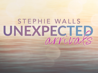 Unexpected Arrivals is LIVE & FREE in Kindle Unlimited!