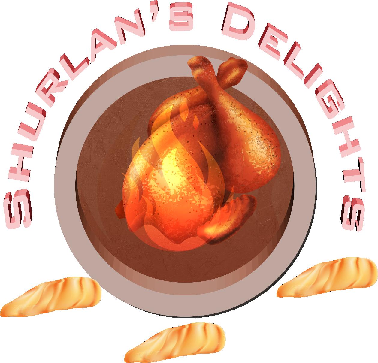 Shurlan's Delights Logo