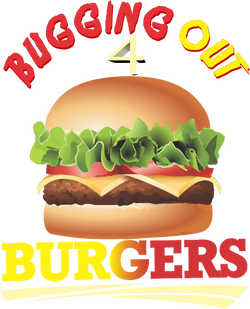 Bugging Out 4 Burgers Logo