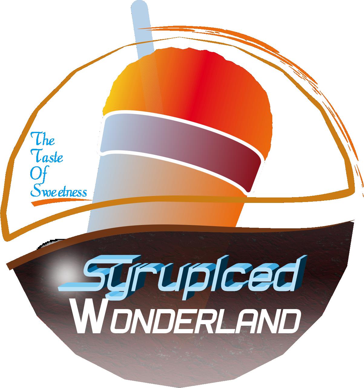 Syrup Iced Wonderland Logo