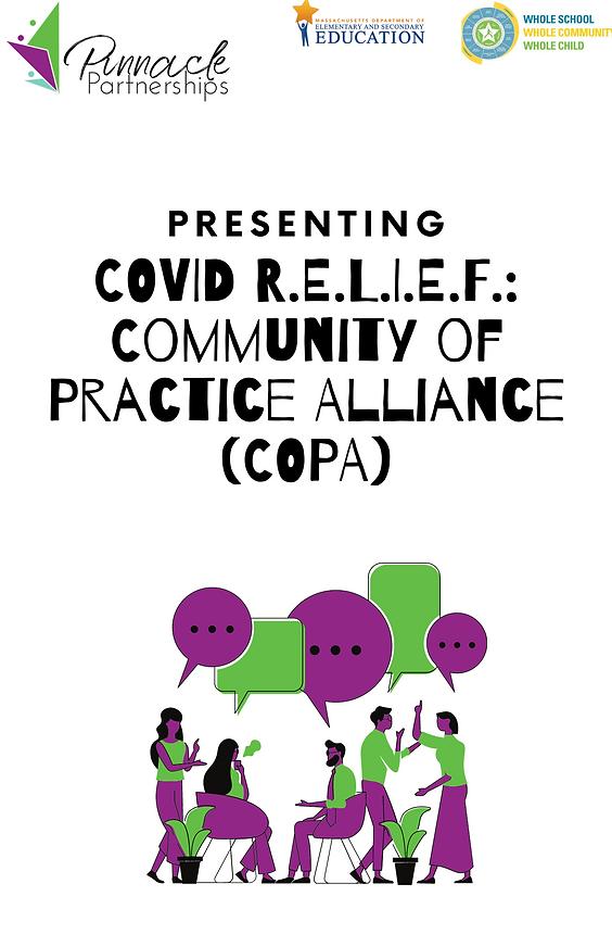 _COVID R.E.L.I.E.F._ Community of Practi