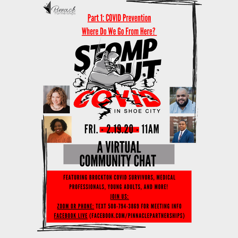 Stomp Out Squad Facebook Live