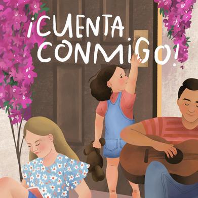 """""""¡Cuenta Conmigo!"""" Cover"""