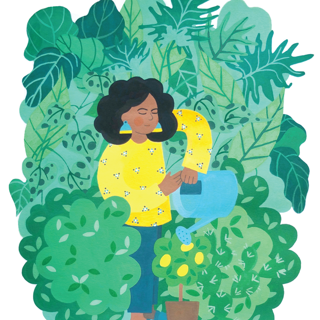 Plant Lady 1