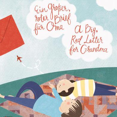 """""""Ein Großer, Roter Brief Für Oma"""" Cover"""
