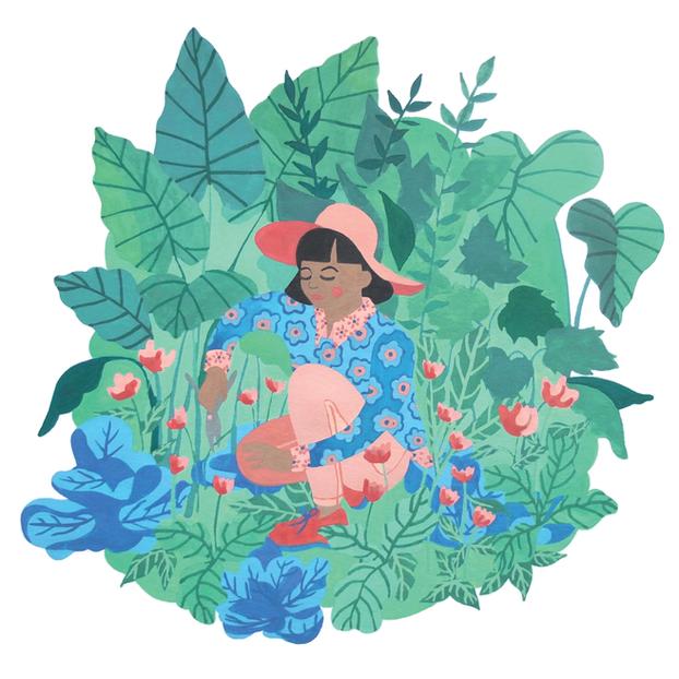 Plant Lady 2