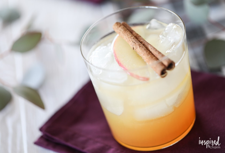 Harvest Apple Mule