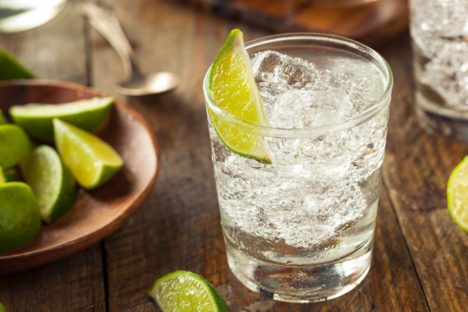 tequila & tonic