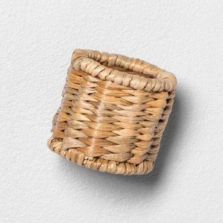 woven napkin ring