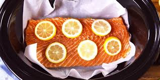 Slow-Cooker Salmon