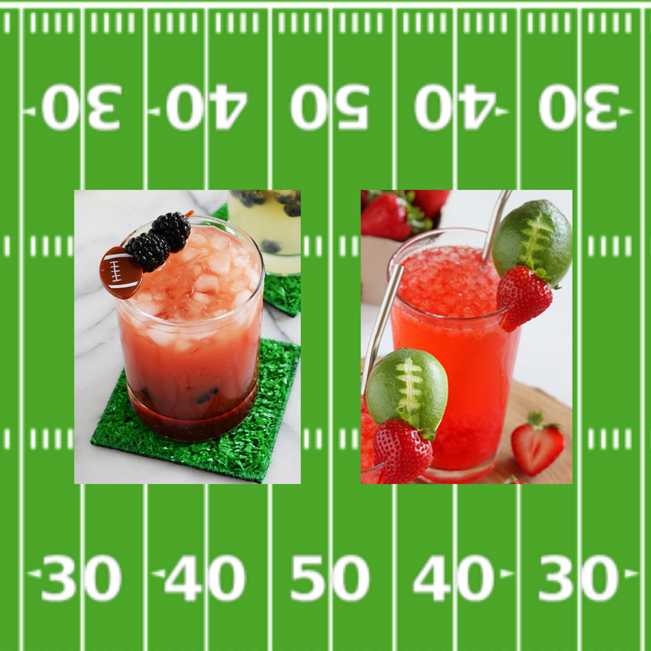 Super Bowl Cocktails!